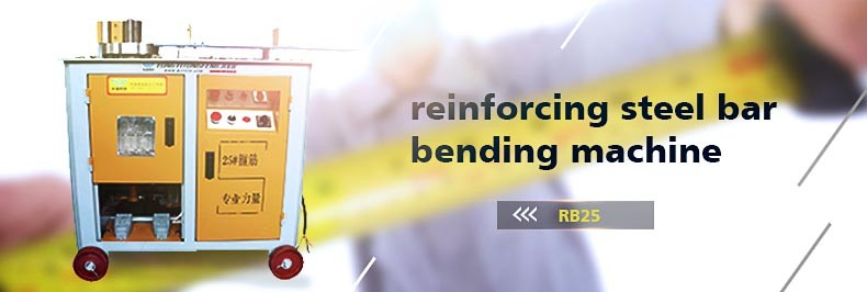 25mm reinforcing rebar bender RB25