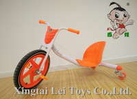 New Cool Toy Hot sales children drift tricycle/kids drift trike scooter/High quality metal Baby drift Tricycle