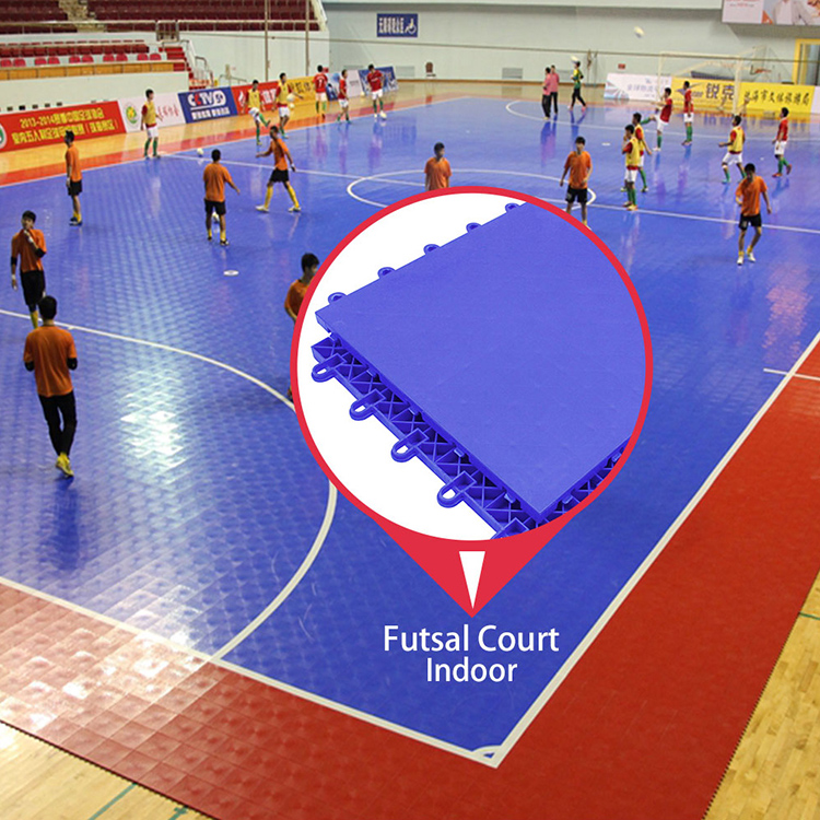 Wholesale competitive price heavy duty indoor soccer flooring