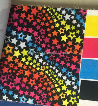 strip printing oxford fabric for make school bag