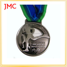 Factory direct sale production 2D/3D metal stand gold award medal of honor with high quality