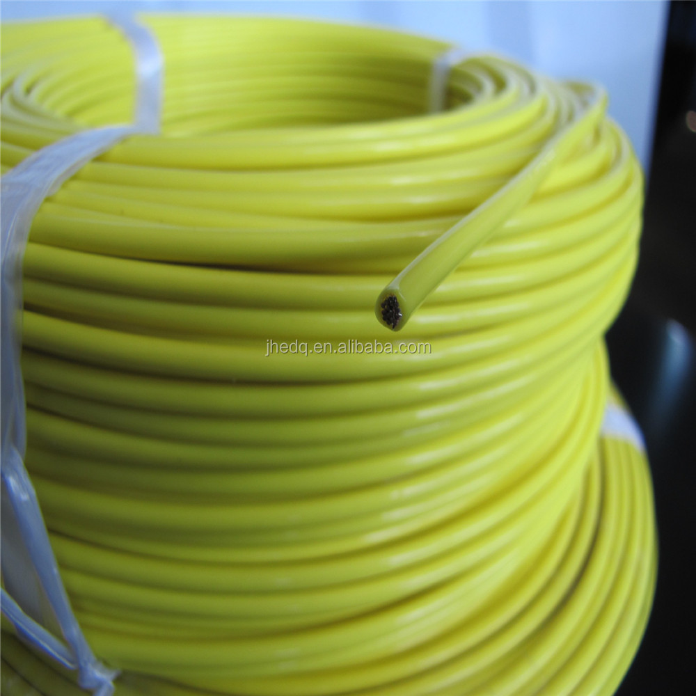 Waterproof Outdoor Electrical Wire Waterproof Cable Teflon Jacket