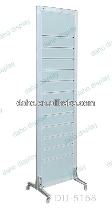 double-faced movable football sock rack clothing rack aluminum rack