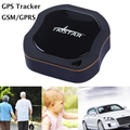 Real time waterproof personal gps tracker TK1000 with free tracking platform and app for ios/android kids antilost tracking
