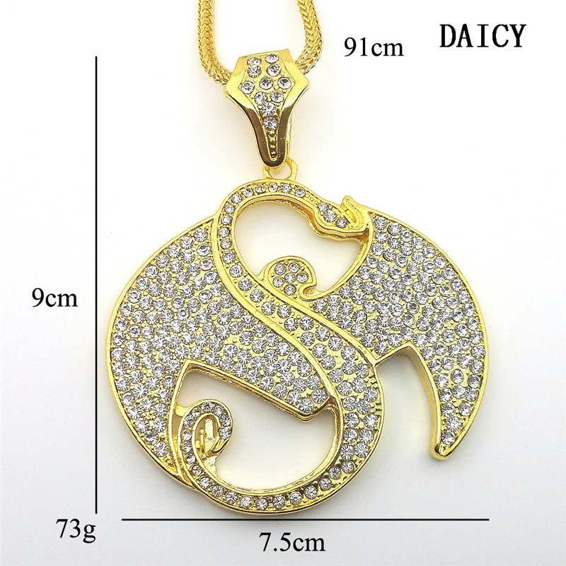 DAICY yiwu wholesale men's hip hop bling bling iced out batman pendant
