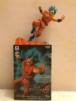 Anime Wholesale 14 cm Dragon Ball Goku Kakarotto dragon ball z action figures toy
