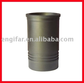 Komtsu S6D125 cylinder liner; S6D125 engine parts