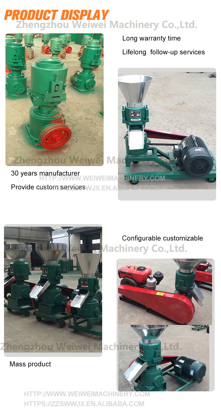 Hot sale animal feed processing machine with manufacturer price