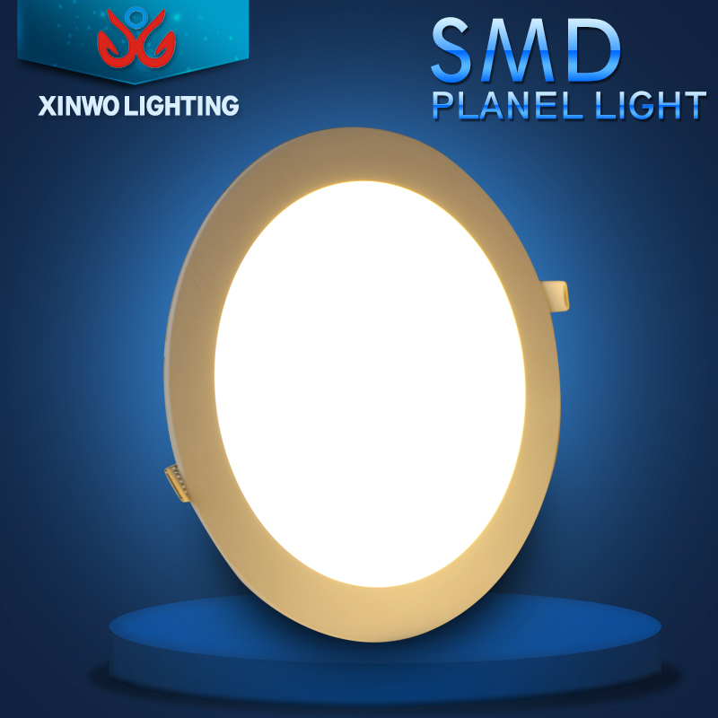Super Bright 24W Small Size Led Round Light Panel