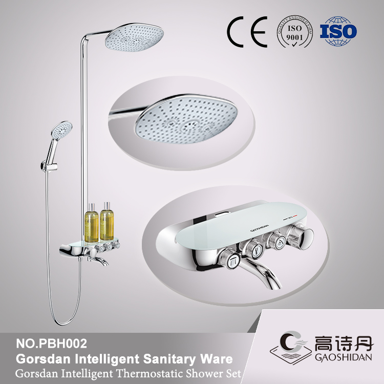 Bath Shower Mixer Faucet and bathroom fixtures for shower enclosure
