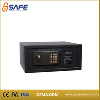 Top security hotel room used mini electronic digital crown safes