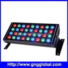 High Power 54X1W Dimmable RGB LED Stage Lighting DMX