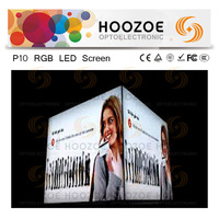 Canada P10 Rolling LED Billboard TV for Advertising