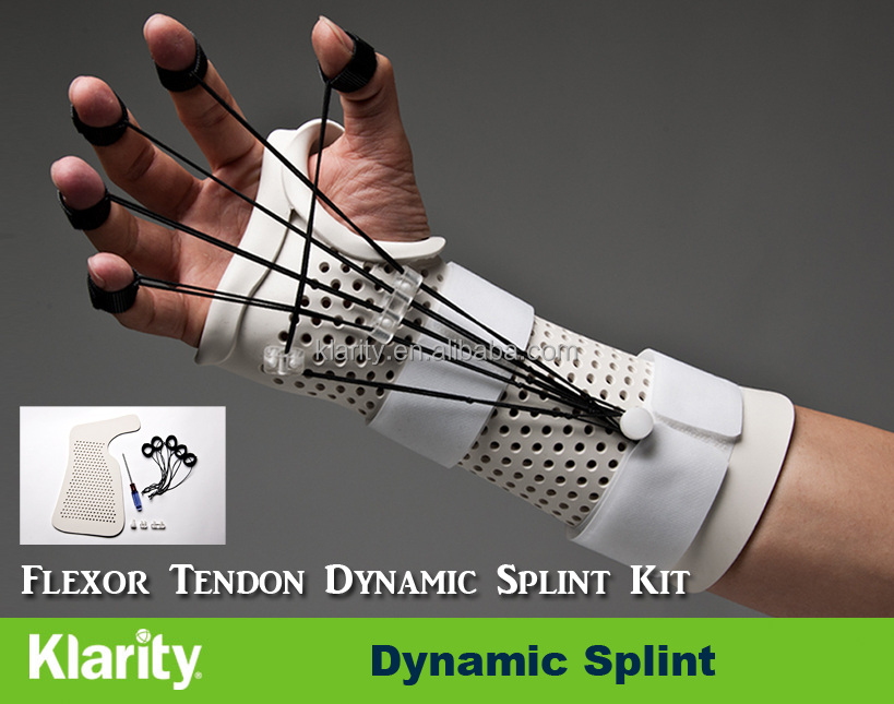Flexor Tendon Dynamic Splint Kit