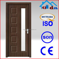 Cheap Price wood door designs in pakistan