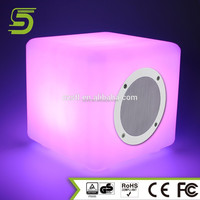 Super bass wireless water dancing speaker bluetooth