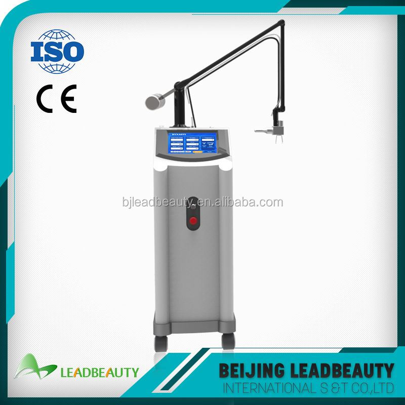 medical fractional surgery laser co2 vaginal machine