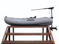 2.00mtr plastic single power kayak with engine (Rider)