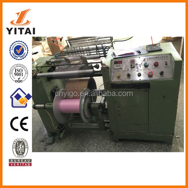 Yitai Pneumatic Warping Machine, Yarn Warping Machine