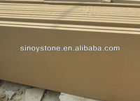 Yellow sandstone honed