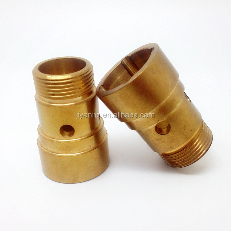 all thread brass pipe fitting high quality cp extension nipple brass extension nipple