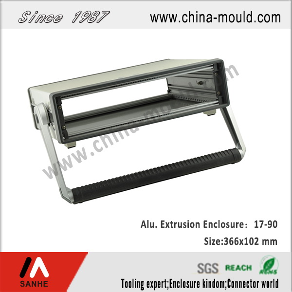 aluminum extrusion enclosure