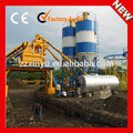 HZS25 Fixed concrete batching plant best sale in Southeast Asia
