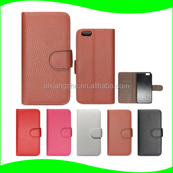 low price china mobile phone beckberg leather flip wallet case for iphone 6 plus 128gb ,for iphone 6 plus case