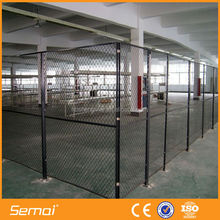 Hot sale Cheap Hot Dipped Galvanized Chain Link Fence Cage