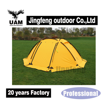 outdoor windproof waterproof keeping warm tent family big tent