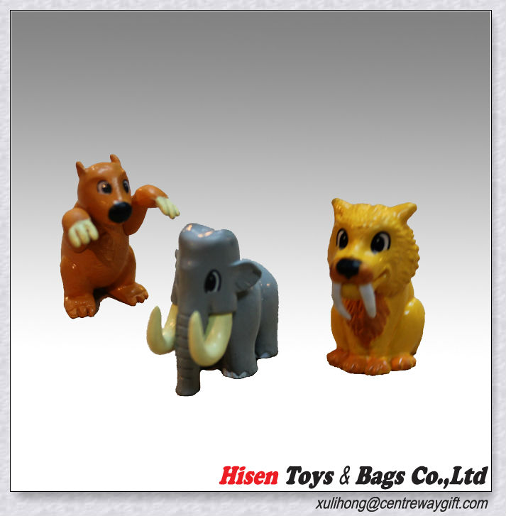 Wholesale plastic cute nini animal doll