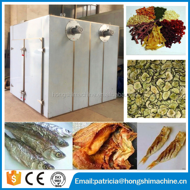The automatic of fruits and vegetables vacuum drying machines