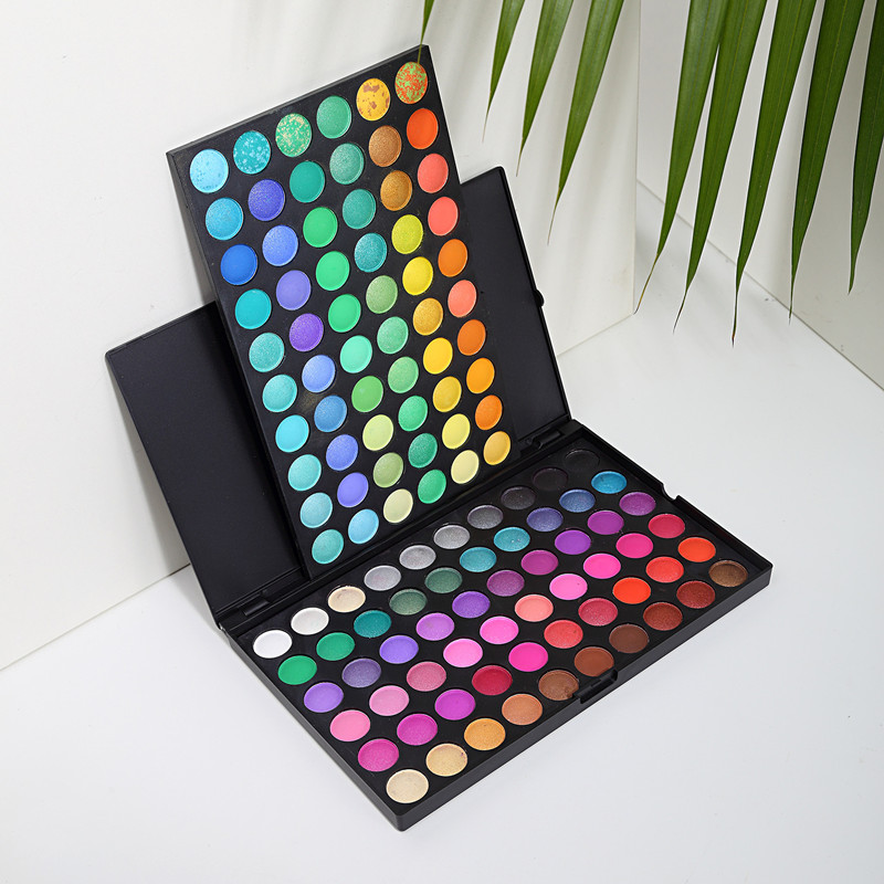 120 Colors powder eye shadow cosmetics romantic color eye shadow