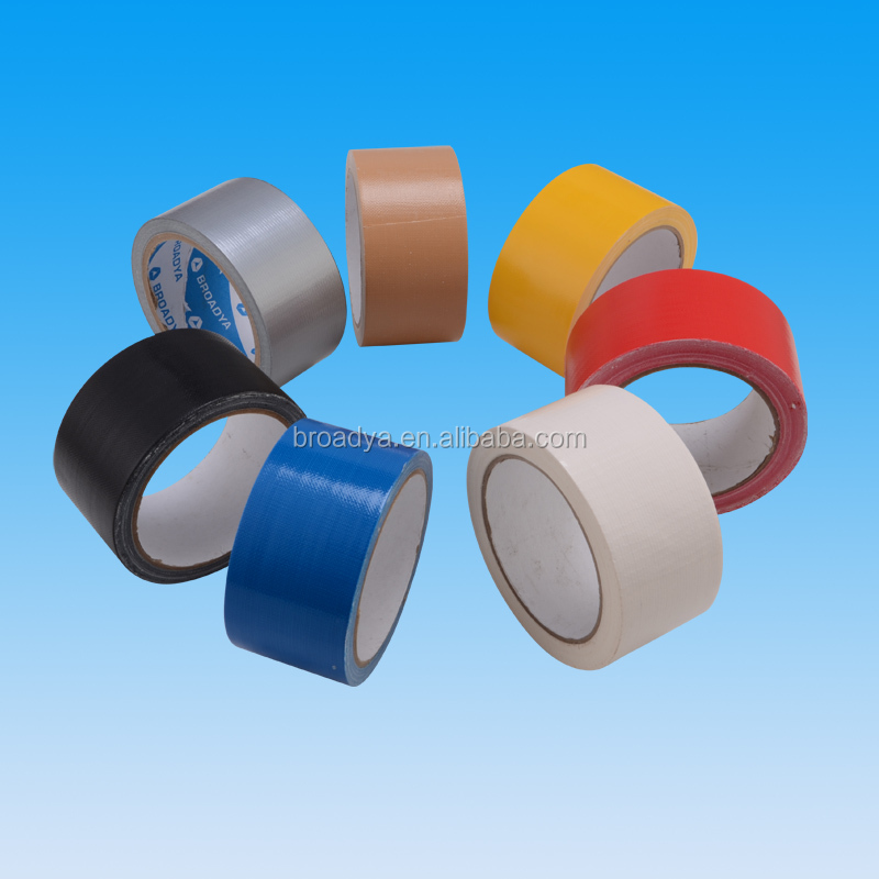 Heat resistant self adhesive air conditioner duct tape