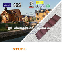 Metro Eco Roof Tile / Stone Coated Eco-Friendly Metal Roof