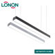 2018 Bulk Cheap Aluminum PC Material 3000K 4000K 5000K 6400K Ra80 50W Supermarket Energy Saving Led Batten Linear Lighting