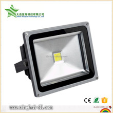 Waterproof outdoor high lumen housing 20w led flood light 3years warranty