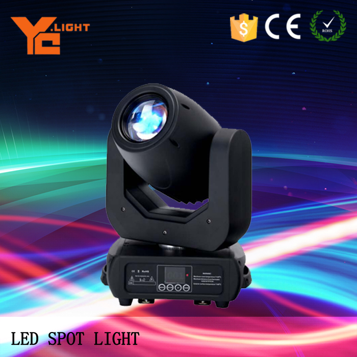 Competitive Manufacturer 3 Facets Prism 150W Led Spot Moving Head Light