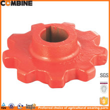 Hot Sale Agco Case New Hollandupper drive chain gathering sprocket