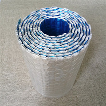 heat aluminum foil insulation wrap cavity wall insulation