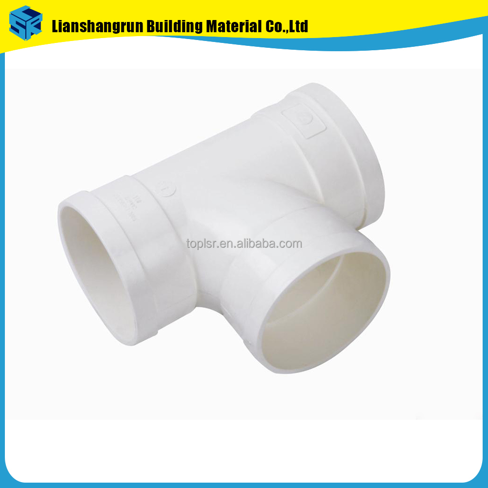 top sale pvc cross joint pipe fitting equal pipe cross