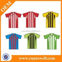 2014 season home soccer wear grade original thai quality soccer jersey