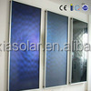 Eco high efficiency flat plate solar thermal collector made in china