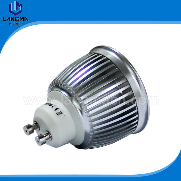 6w 550 lumen 6w dimmer led <strong>gu10</strong> spotlight cob dimmer <strong>gu10</strong>