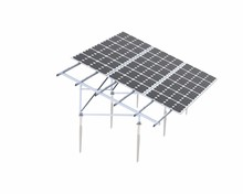 Solar Ground Mount Pole Mount Soil PV Ground Mount Structure