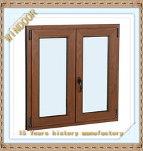 Best price factory UPVC windows and easy replacement PVC doors/windows for hot sale