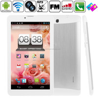 Cheap China Android Tablet 7 Inch High Definion 1024*600 Quad Core Android 4.4.2 Android Tablet 8GM Ram With Camera