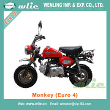 2018 New 125cc 4 stroke skymax motorcycle dax bike 5.5l ct70 Monkey 50cc (Euro 4)