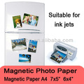 High Quality Magnetic Photo Paper 4X6'
