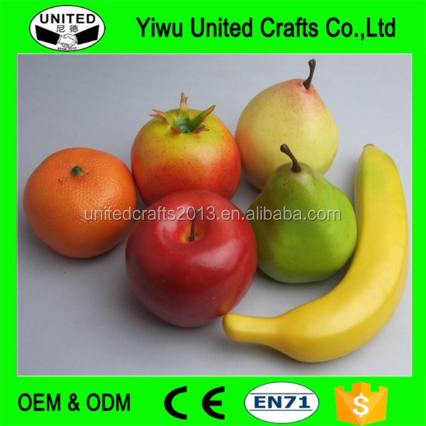 Cheap price and high quality artifical fruit